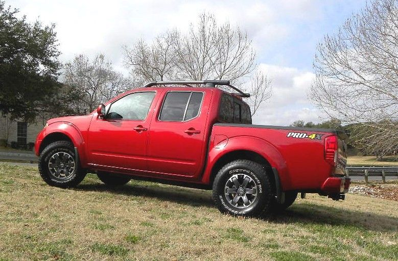 2014 Nissan Frontier PRO 4X: One Tough Truck   National Auto Reviews |  Examiner