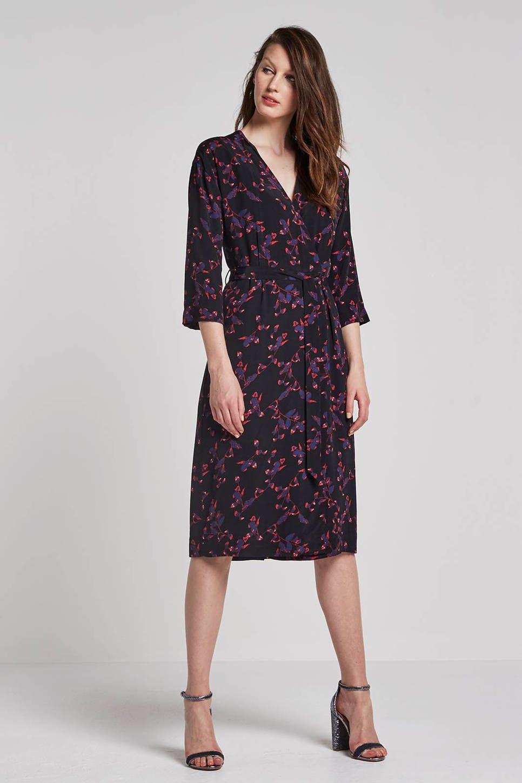 c2eff857f19 modström Jesla jurk met all over print #bloemenprint #wehkamp #jurk ...