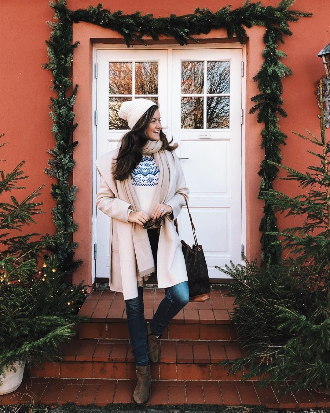 4dbcf32312 All spruced up for Christmas {Outfit link in my bio} | S W A G ...