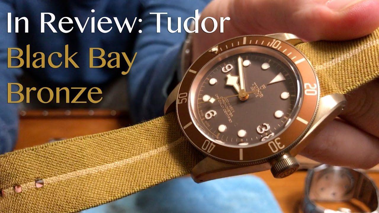 In Review: Tudor Black Bay Bronze - A Fashion Forward Dive Watch - Clock Stock & Barrel - http://www.fashionhowtip.com/post/in-review-tudor-black-bay-bronze-a-fashion-forward-dive-watch-clock-stock-barrel/