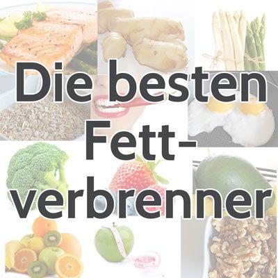 Natürliche Fettverbrenner – Die besten Lebensmittel zum Abnehmen
