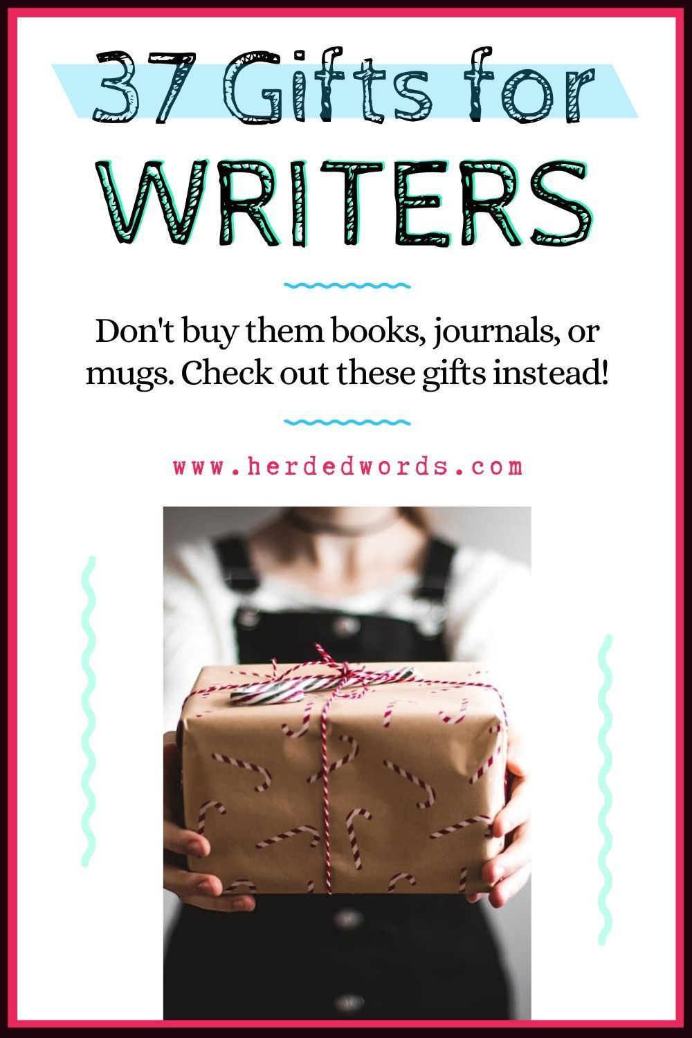 37 gifts for writers that they actually want herded