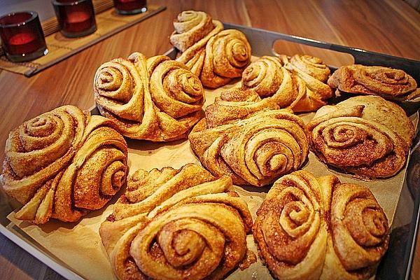 Franzbrötchen wie vom Bäcker von La_Cuisine_1990 | Chefkoch