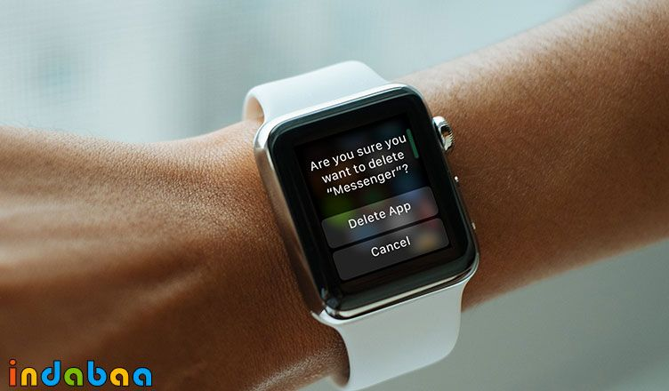 How to delete or uninstall apps from apple watch apple