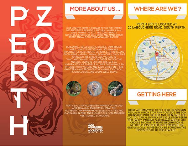 Brochure design zoo google search art217 brochure for Zoo brochure template