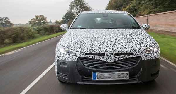 2017 Vauxhall Opel Insignia Grand Sport Specs Price Release Date With Images Vauxhall Insignia Vauxhall Opel