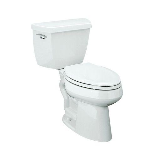 Kohler Elongated Toilet Seat Gray