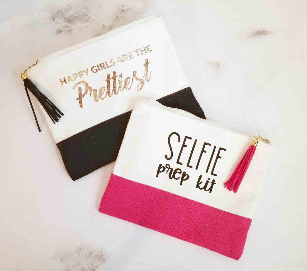 Custom Makeup Bags Diy Canvas Makeup Bag Diy Makeup Bag Canvas Bag Diy