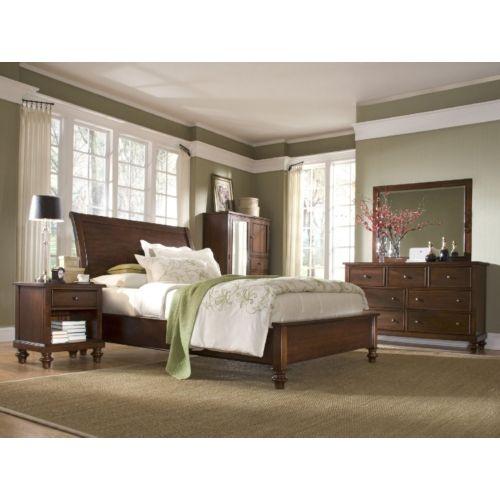 Mirada King Sleigh Bedroom Suite
