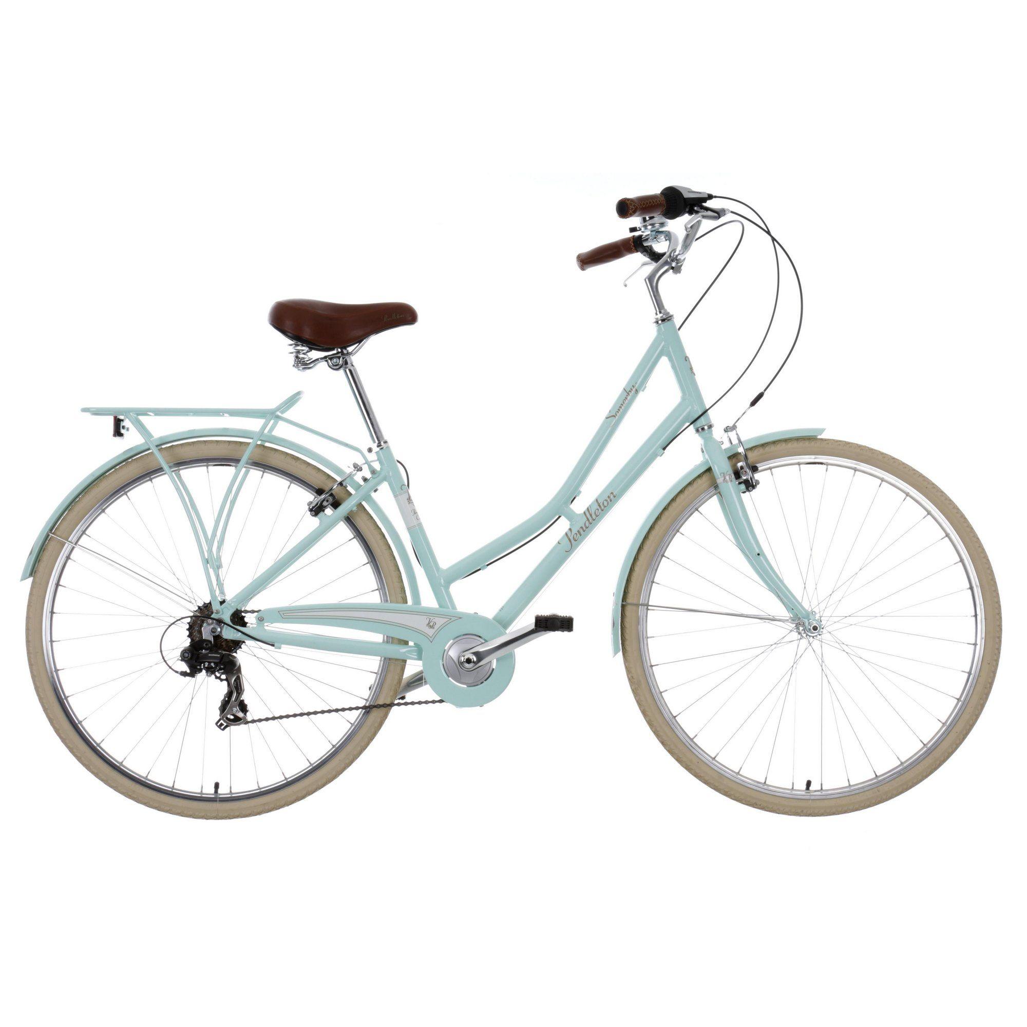 Halfords Pendleton Somerby Limited Edition Hybrid Bike Mint A