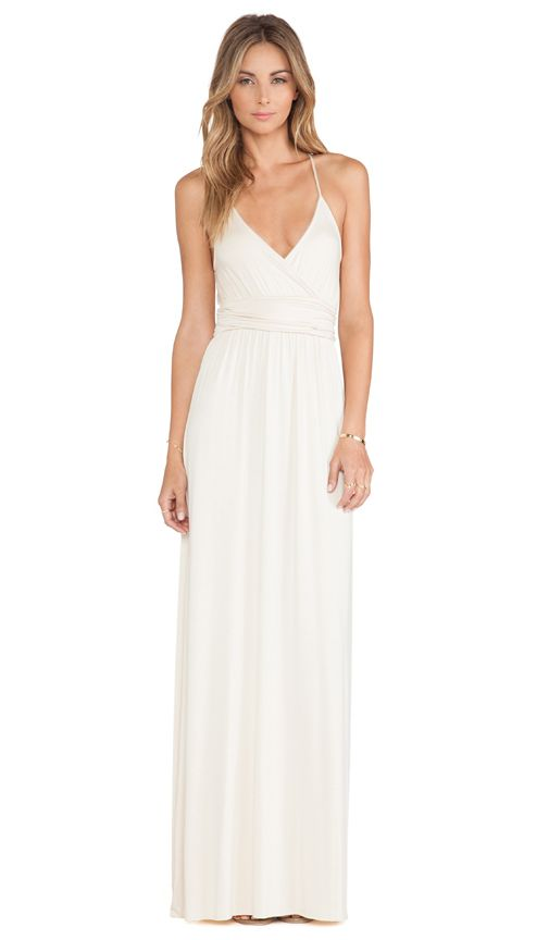 Beautiful white maxi dress   Brunch w/ The Girls   Pinterest