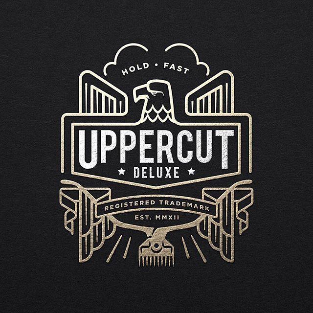 Logo With Barber Concept Design For Branding: WEBSTA @ Travispriceillustration
