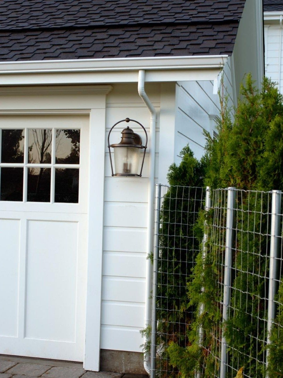 Cottage Outdoor Lighting Wall Lights Uk Well Known Outdoor Garage