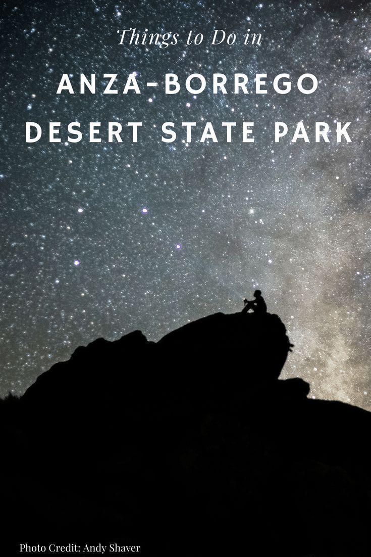 Top 13 Reasons to Visit Anza-Borrego Desert State Park #desertlife