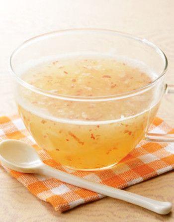 ホットりんごレモネード1 2 3 By ポッカサッポロ レシピ ドリンクレシピ レシピ 料理 レシピ