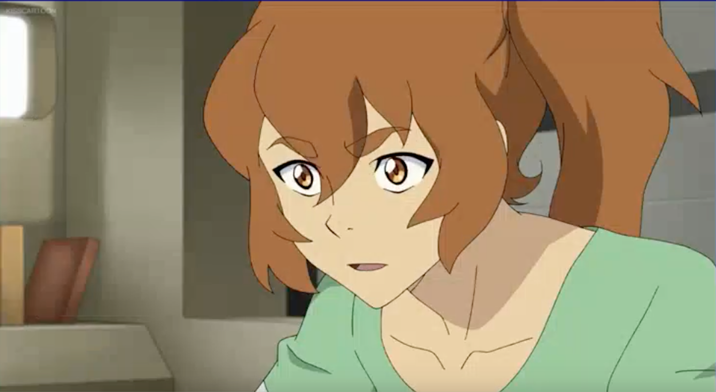 Pidge Katie Holt From Voltron Legendary Defender Voltron Voltron Legendary Defender Matt Holt Voltron