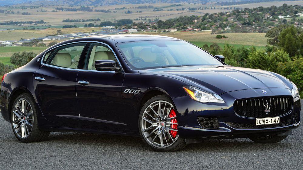 Maserati quattroporte reliability