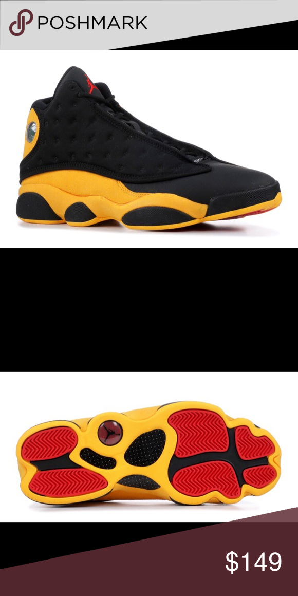 cheap for discount 0820c 7c0f1 Nike Air Jordan 13 Retro Melo 2002 Men's Size 13 Nike Air ...