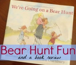 Have you taken your kids on a bear hunt?