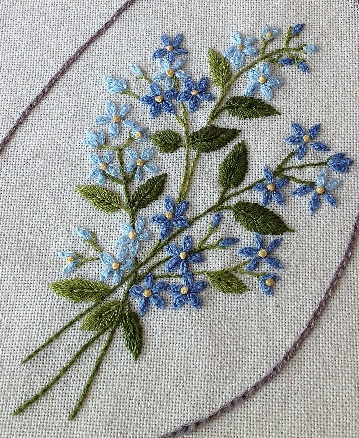 Pin By Christine Carter On Embroidery