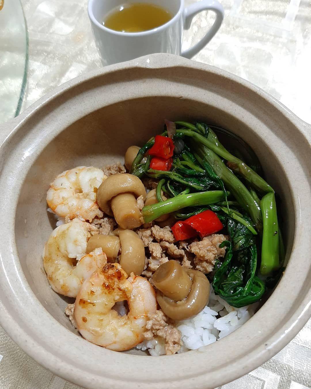 Daging Cha Jamur Tumis Kangkung Resep Siangan Ya Hobimasak Sukamasak Masakanroemahan Masakanrumahan Masakanr Recipes Workout Food Food