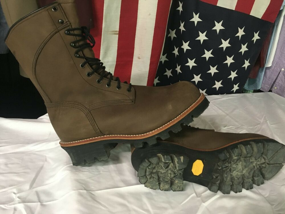 5c6833cf487 eBay Sponsored) RED WING Logger Max 10