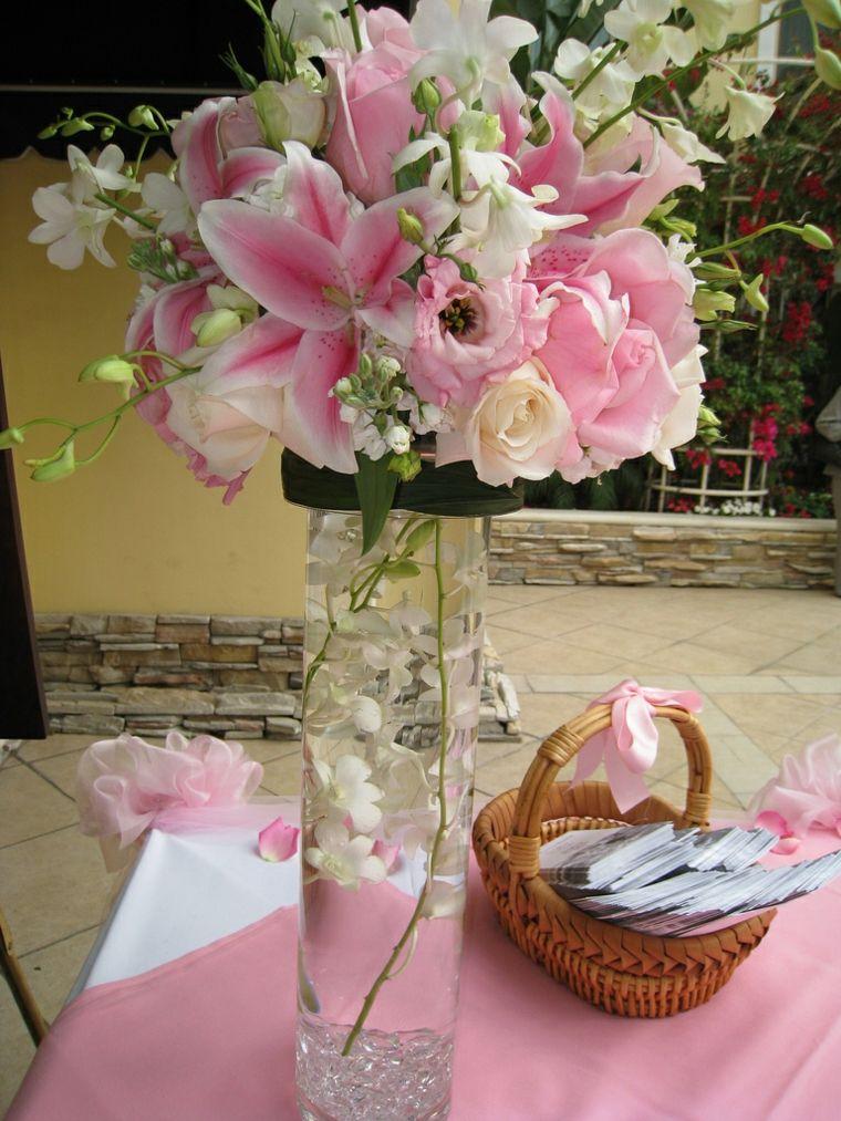 Arreglos Florales Para Bodas Elegantes Y Modernas Arreglos Para Boda Arreglos Florales Altos Arreglos De Mesa Boda