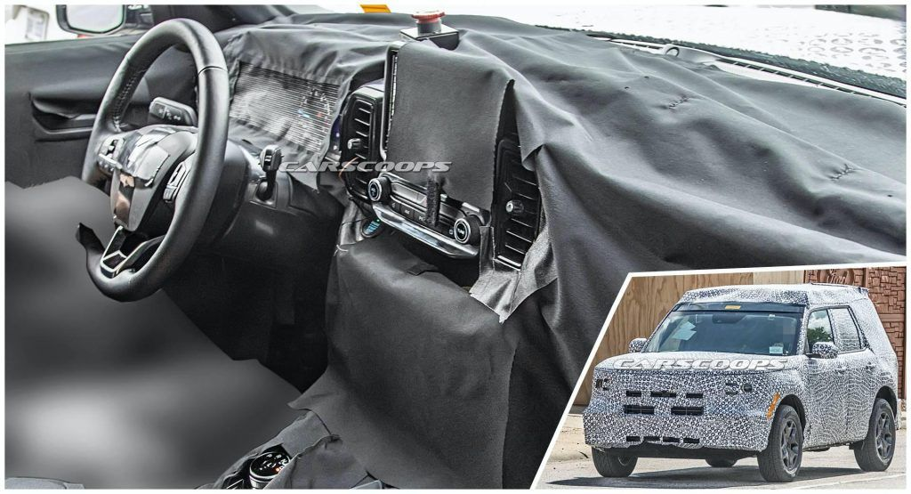 2021 Ford 'Baby' Bronco Prototype Offers Best Look Yet At