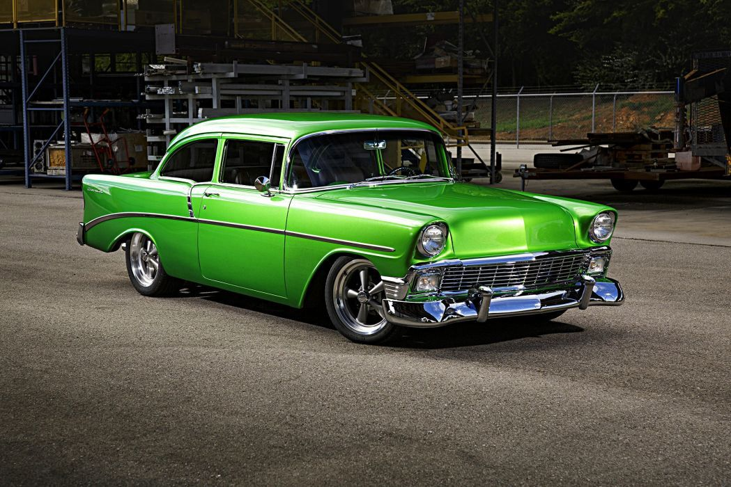 1956 Chevy Bel Air Cars Classic Green Modified Wallpaper Chevy Bel Air Chevy 1956 Chevy Bel Air