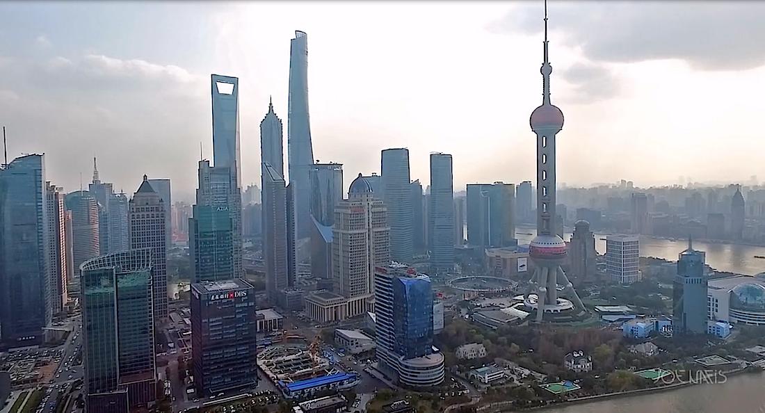 Filming The World's Foremost Eco-Friendly Skyscraper