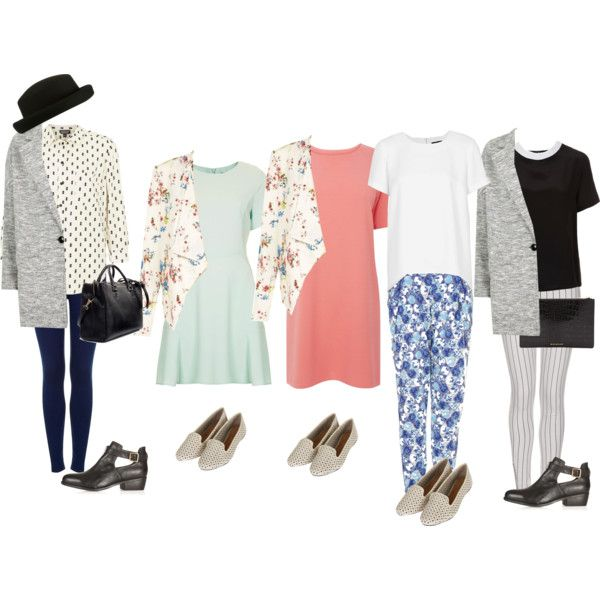 """Inspired By Zoella: """"Zoella Inspired Outfits"""" By Bellerosyelle On Polyvore"""