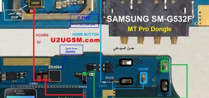 Samsung Galaxy Grand Prime Plus G532f Charging Problem