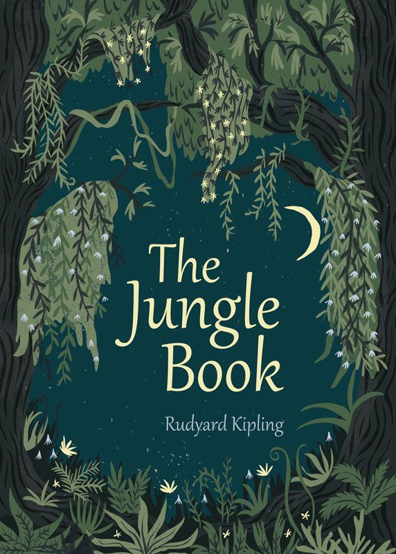 The Jungle Books (Illustrated)