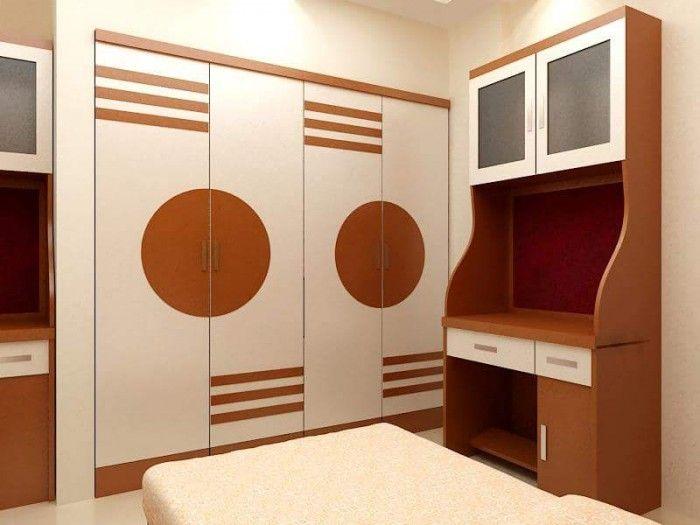 Wardrobe   Wardrobe laminate design, Bedroom closet design ...