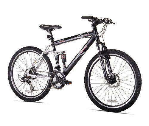 Gmc Topkick Dual Suspension Mountain Bike 016751726700 21 Speed