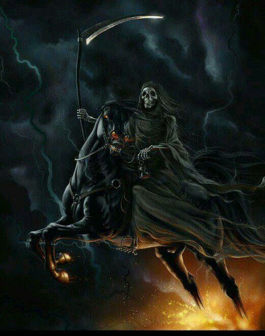 ~The Grim Reaper ~†