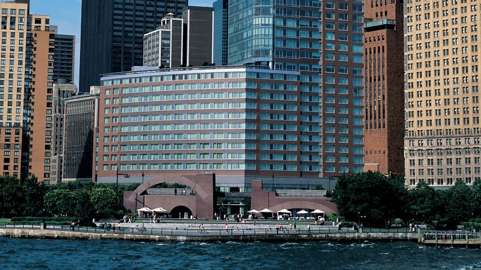 The Aaa Five Diamond Ritz Carlton New York Battery Park Is Proud To Announce Completion Of A Detailed Renovation Project Thus Further Enhancing
