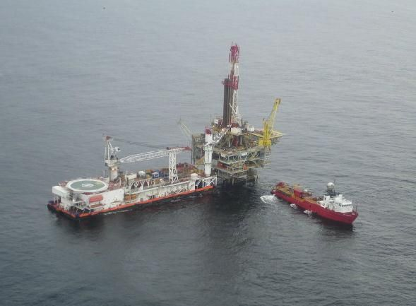 PTTEP Hires Glen Affric Barge for Zawtika Project (Myanmar
