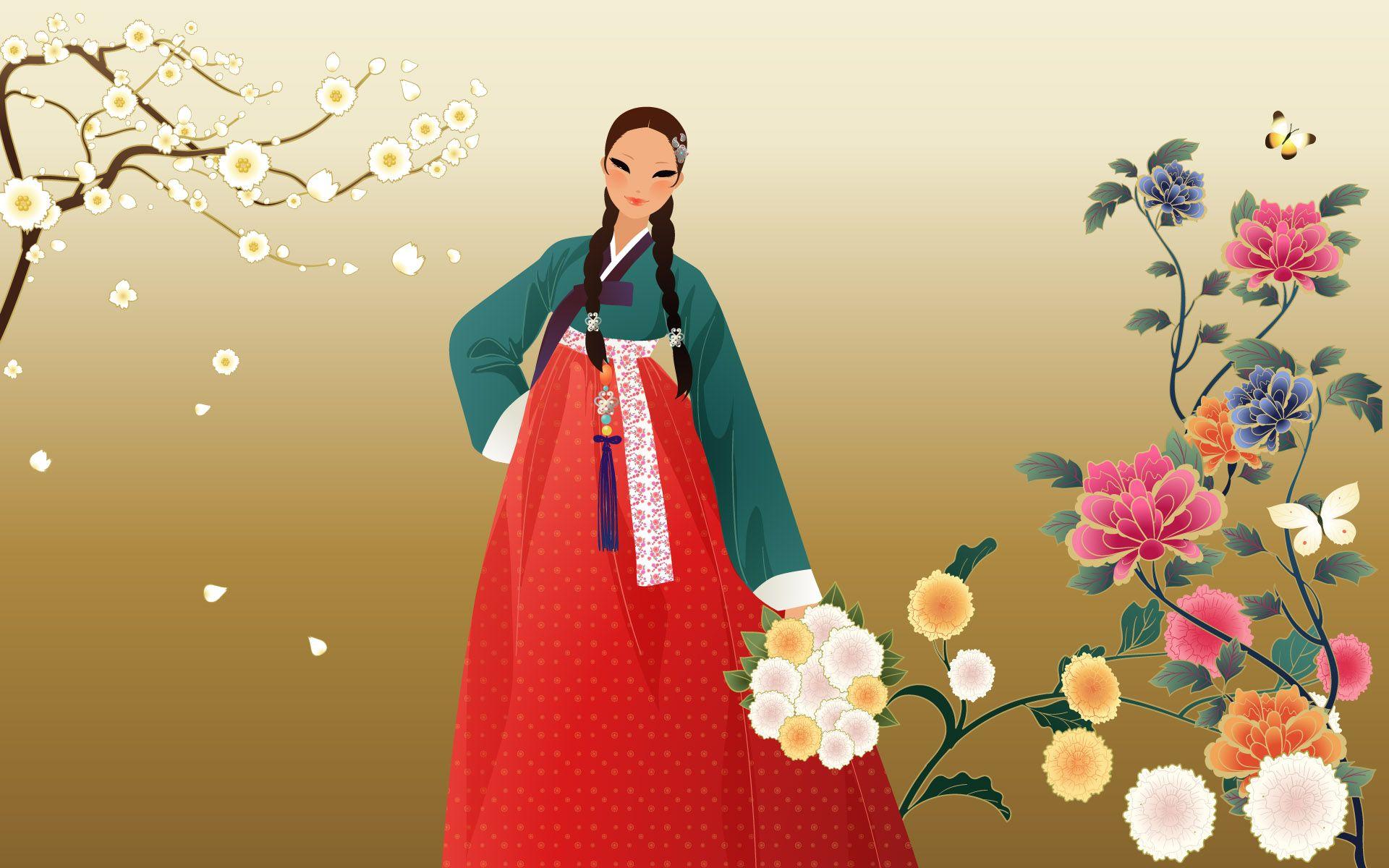 Korean+Anime+wallpaper Korean art work Pinterest