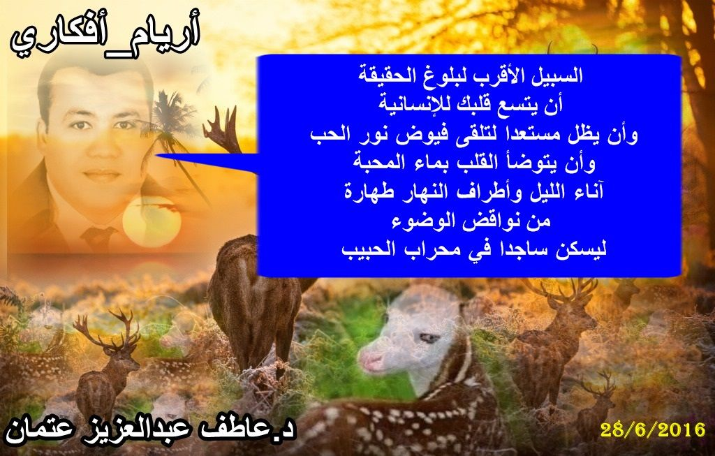 ماء المحبة من أريام أفكاري د عاطف عبدالعزيز عتمان Places To Visit Movie Posters Visiting