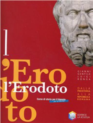 #(usato)l' erodoto. edizione La scuola  ad Euro 0.00 in #La scuola #Libraccio