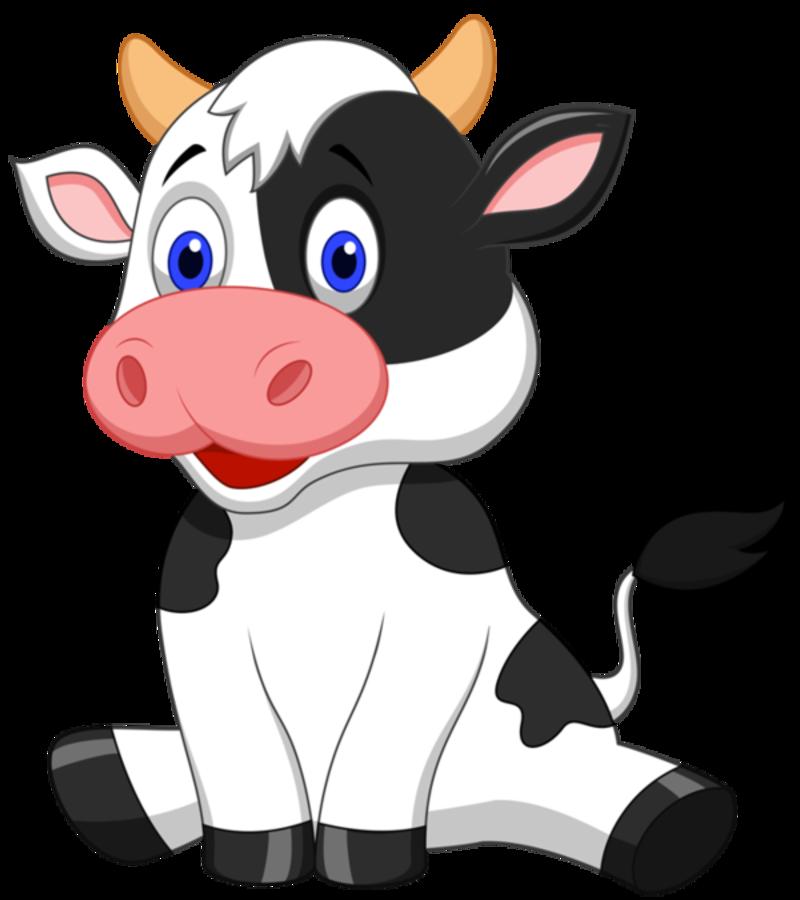 dibujos animados de vacas - Buscar con Google | dibujos de vacas ...