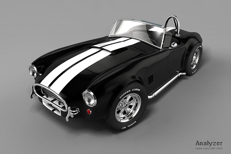 1963 Mustang Shelby