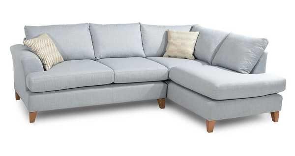 Left Arm Facing Corner Sofa Wrap Dfs