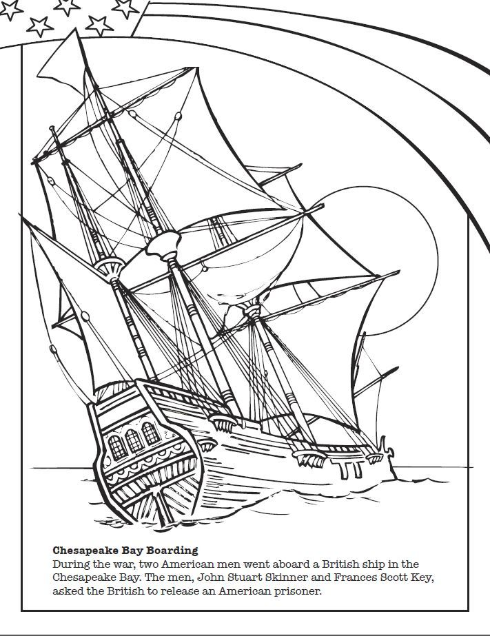 Download Fun Star Spangled Watermelon Coloring Sheets For Your