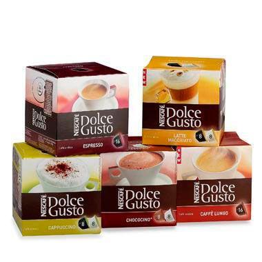 Capsulas cafe Dolce Gusto. SUPER OFERTA 4.50€