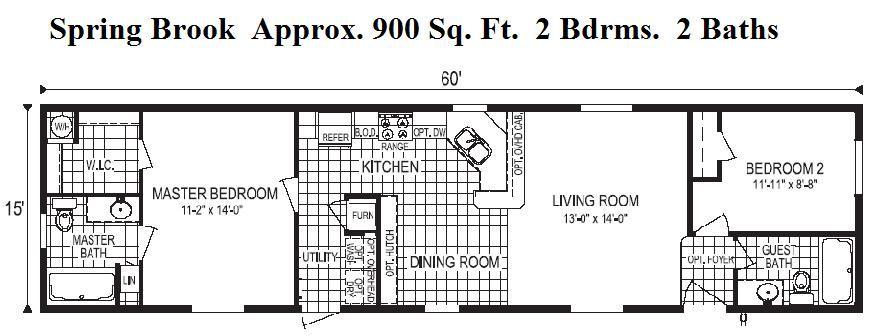 Less Than 1,000 sq.ft. Floor Plans | Quik Houses Plans | Pinterest ...