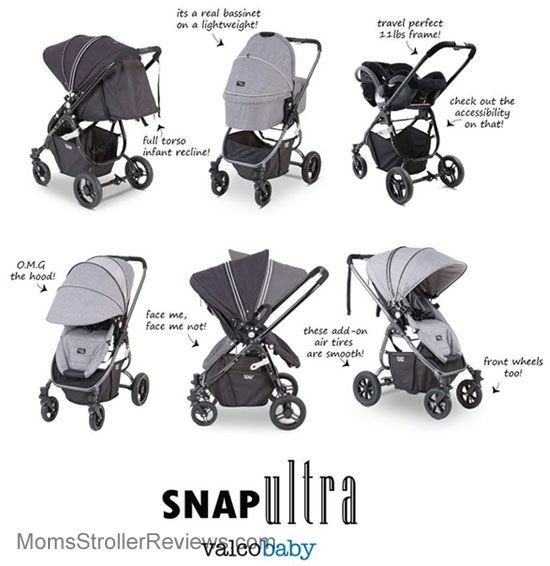 Valco Baby Snap Ultra Stroller Review Baby Registry