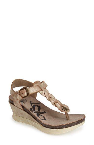 0244d04774e OTBT  Graceville  Platform Wedge Sandal (Women) available at  Nordstrom