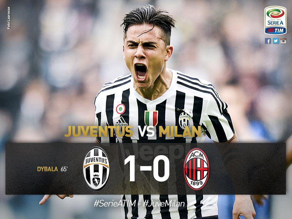 Juventus-Milan 1-0, lampo di di Dybala: analisi e pagelle del match - http://www.maidirecalcio.com/2015/11/21/juventus-milan-1-0-lampo-dybala-analisi-pagelle-del-match.html